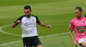 David Barral espera ser importante en el ascenso del Racing de Santander. Twitter/RealRacingClub