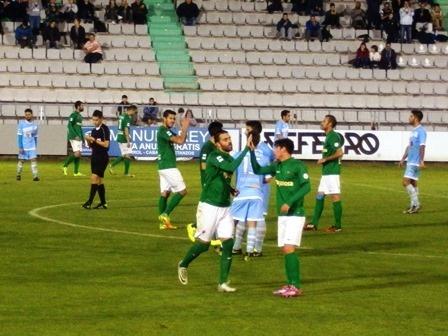 El Racing Ferrol se ha reforzado con Beitia. RacingClubFerrol
