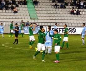 El Racing pide asistencia masiva ante el Valladolid B. RacingClubFerrol