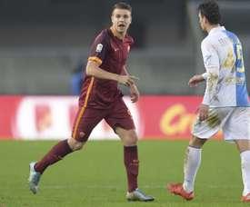 Marco Tumminello seguirá vinculado a la Roma hasta 2022. ASRoma