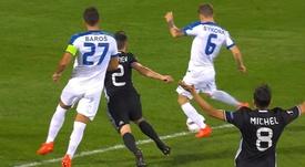 El Slovan Liberec tiene un nuevo refuerzo para su centro del campo y su lateral. UEFA