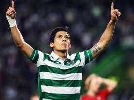 Freddy Montero es una de las amenazas del Sporting de Portugal. Sporting