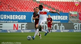 Solo queda una jornada en la 2.Bundesliga. Twitter/VfB