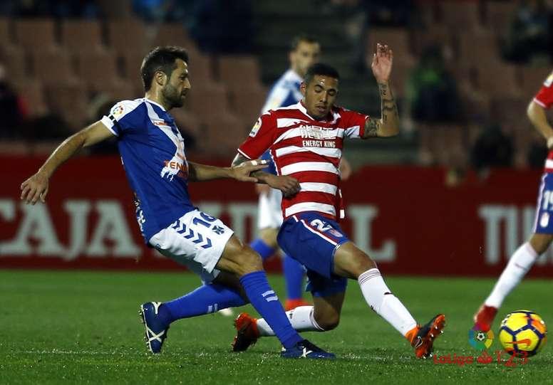 Aitor Sanz vuelve a Tenerife. LaLiga