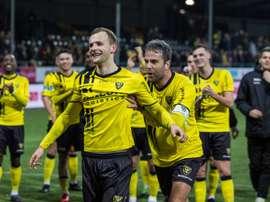 The German striker is on loan at the Dutch club. VVV-Venlo