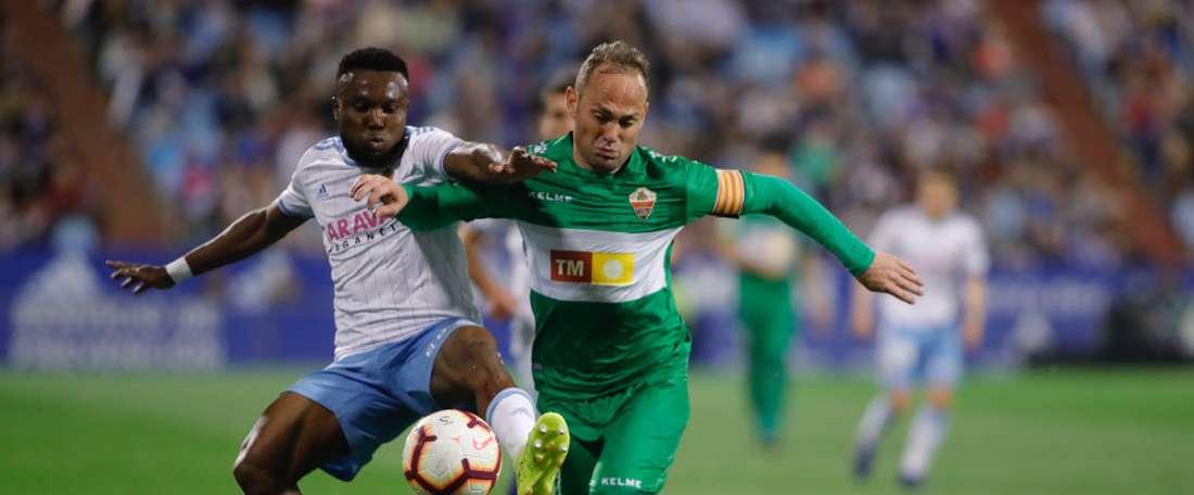 Plusieurs clubs de Liga s'intéressent à Igbekeme. LaLiga