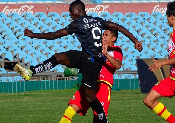 Independiente del Valle sigue en la cima. IndependientedelValle
