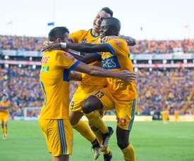 Tigres consigue tres importantes refuerzos. Twitter/TigresOficial