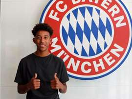 Chris Richards n'a que 18 ans. FCBayern