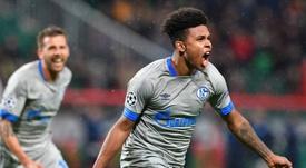 Weston McKennie podría abandonar la Bundesliga. AFP/Archivo