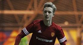 Patrik Raitanen podría pasar a formar parte de las categorías inferiores del Liverpool. FCJazz