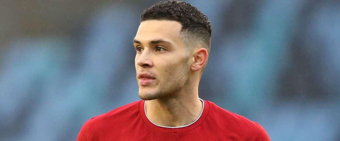 Liverpool prête Christie-Davies au Cercle Bruges. LiverpoolFC
