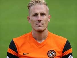 Un año ha durado Van den Velden en el Dundee United. DUFC