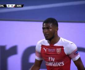 Maitland-Niles was the only Englishman who started the Europa League final. Movistar+