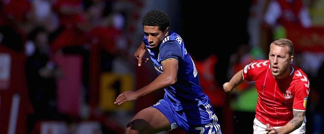 The English Ansu Fati that plays for Birmingham. BCFC