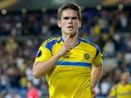 Kjartansson dio la victoria al Maccabi Tel Aviv ante el Bnei Skahnin. Maccabi