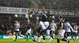 Millwall have been fined for racist chanting in their famous FA Cup win over Everton. MillwallFC