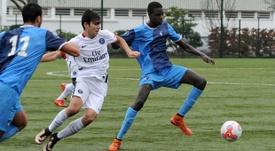 Pape Gueye ya suena para la Premier League. HAC-Foot/EmmanuelLelaidier