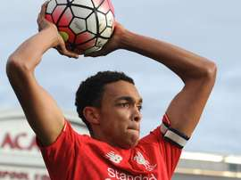 Alexander-Arnold fired home a fine free kick against the German side. LFC