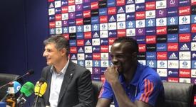 Mariga ha sido convocado por la Selección de Kenia. RealOviedo
