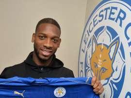 El Leicester logra la cesión de Molla Wagué. LeicesterCity