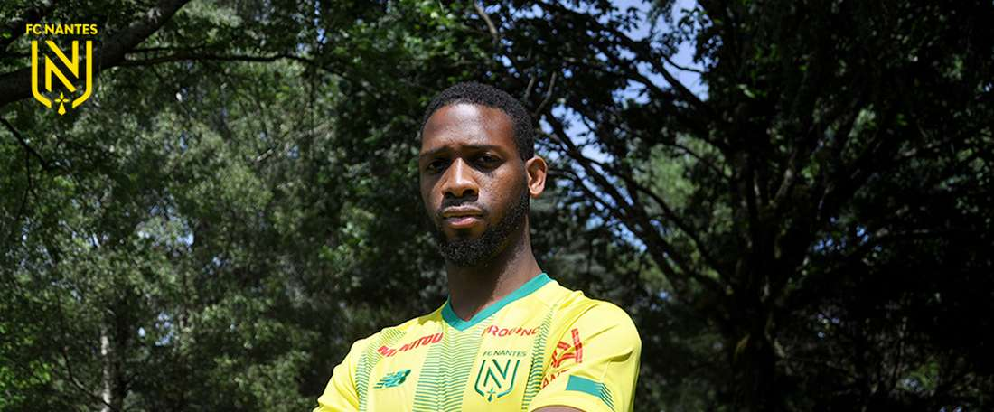 Wagué jouera pour Nantes cette saison. FCNantes