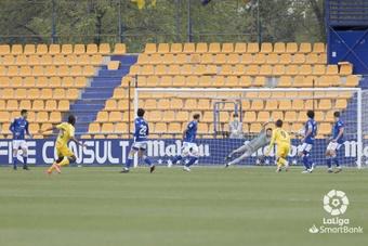 El Ayuntamiento de Alcorcón reclama al club un cánon por hacer uso del estadio. LaLiga/Archivo