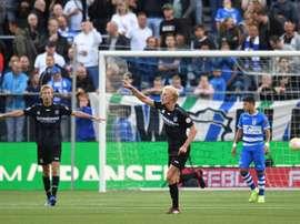Morten Thorsby anotó un doblete, y a continuación vio la roja directa. SC-Heerenveen