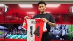 El Arsenal cede a Nelson al Feyenoord