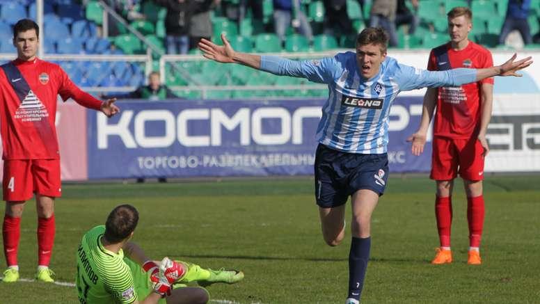 Sobolev ha comenzado la temporada como una moto. KC-Camapa