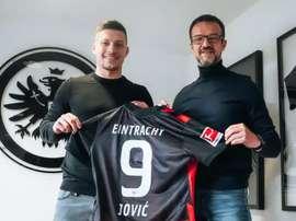 Jovic rinato in Bundesliga. Eintracht
