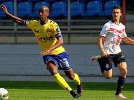 Steeven Langil deja el Waasland-Beveren y jugará en el Legia de Varsovia. Waasland-Beveren