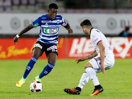 Jordan Mvula Lotomba sigue estando en el punto de mira de la Juve. Lausanne-Sport