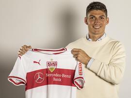 Zuber jouera la fin de la saison à Stuttgart. VfB