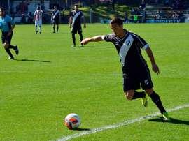 Marcelo Saracchi está llamado a ser la siguiente estrella uruguaya. Danubio