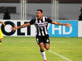 Richard Blanco suma y sigue para ser el máximo goleador de Venezuela. ZamoraFutbolClub