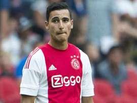 Jorge Mendes acerca a El-Ghazi a la Lazio. Ajax