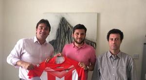El Gibraltar United pagará salarios con criptomonedas. Twitter/GibraltarUnited