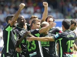 El Granada volvió a vencer en Segunda. LaLiga