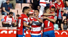 El Granada sancionará a los aficionados que salten al campo. LaLiga