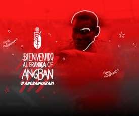 Angban disputará la Copa de África. GranadaCF