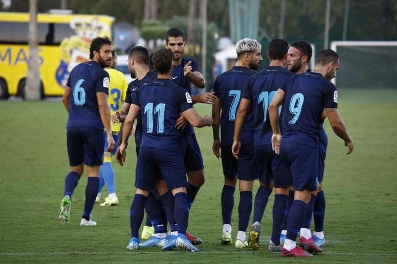 El Granada recupera efectivos antes del debut. Twitter/GranadaCdeF