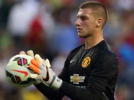 Sam Johnstone is a target for many Premier League clubs. AFP