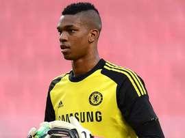 El guardameta del Chelsea Jamal Blackman. SkySports