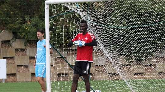 Mendy pourrait défendre les cages de West Ham la saison prochaine. OM