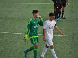 Zidane podría estar obligado a contar con Javier Belman. JavierBelman