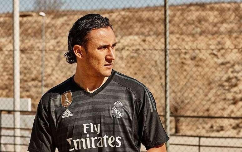 El costarricense aseguró que se quedará en el equipo. RealMadridCF