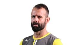 El guardameta español del Delhi Dynamos, Toni Doblas. DelhiDynamos