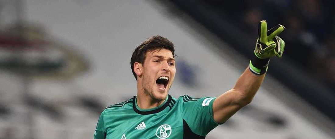 Fabian Giefer vuelve a cambiar de equipo. FCAugsburg