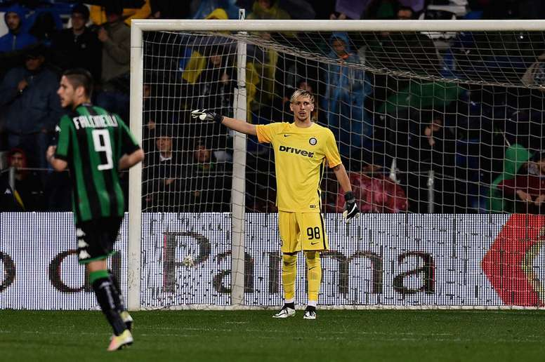 Radu debutó con el Inter en Serie A en las postrimerías de la pasada temporada. Inter